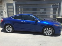 Honda Accord Coupe - Carros - Monterrey