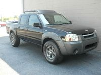 NISSAN FRONTIER 01 - SUVs / Vans / Pickups - China