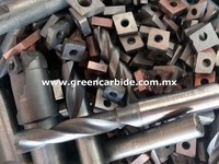Compra de Scrap, Desperdicio de Carburo de Tungsteno - carburo de tungsteno