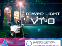 Tower Light VT-8 - Compras en General - Tecamac