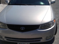 toyota solara convertible - Carros - Tepic
