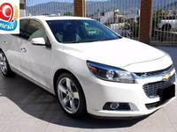 Corporativo Grupo Gamesa Pone en Venta Chevrolet Malibu Ltz 2013 - Carros - Distrito Federal