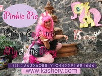 Chicas equestria, My little pony, animacion,cosplay para fiestas, show Kashery - chicas