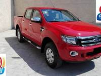 Ford Ranger XLT Doble Cabina Modelo 2013 Km 23.000 - SUVs / Vans / Pickups - Distrito Federal