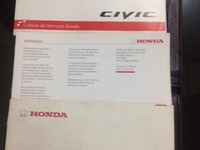 manual de Honda Civic - honda civic 2007