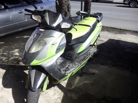 Vendo Scooter UM Matrix 150 - Motos / Scooters - Managua