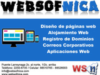 Páginas Web, Hosting y Correos - Internet / Multimedia - Managua