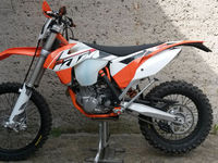 KTM 450 EXC Model0 2015  - Motos / Scooters - Managua