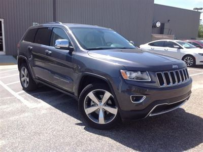Jeep Grand Cherokee RWD 4dr Limited SUV - Camionetas / 4x4 - Todo Nicaragua