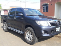 Hilux 2.5 año 2011 - dvd