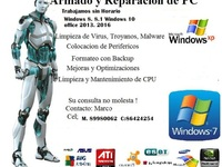 Reparacion de PC y Laptos - Internet / Multimedia - Managua