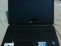 Notebook  HP Touchscreen Nueva  - dvd