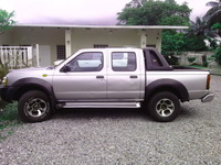 Vendo Pick Up Nissan Frontier 2007 4x4  - Otras Ventas - David