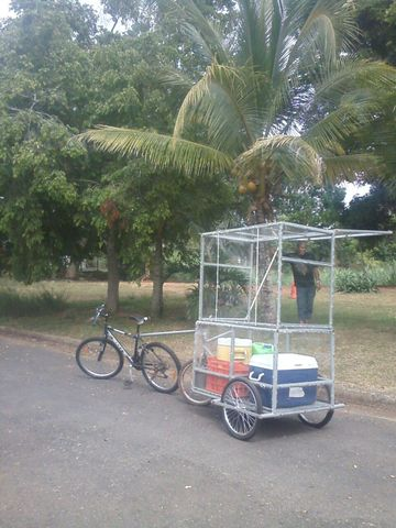 KIOSCO MOVIL - Bicicletas - Arraiján