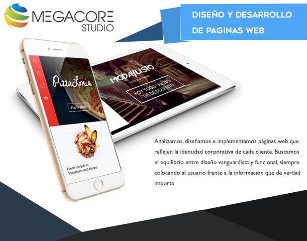Megacore Studio - Internet / Multimedia - Panamá
