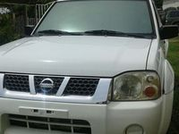VENDO NISSAN FRONTIER PICK UP AÑO 2006 - Autos - Santiago