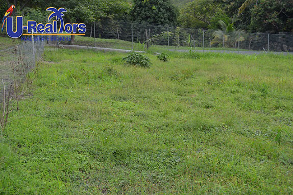 SPECTACULAR LOT IN FRONT OF THE MAIN STREET IN THE LAJAS, CORONADO - $120,000 - Terrenos - Chame