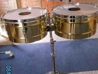 Timbales Profesionales Modelo Lp - Instrumentos Musicales - Lima