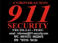 Servicio de Corporacion 911 Security, Trujillo - Custodia de Seguridad - Trujillo