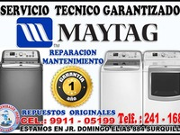 Servicio técnico MAYTAG  lavadoras cocinas y refrigeradores   - Otros Servicios - Lima
