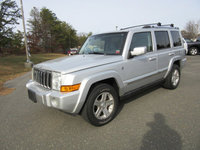 Jeep Commander 4WD 4dr Limited SUV - suv