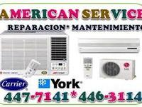 REPARACIONES Y MANTENIMIENTO DE AIRE ACONDICIONADO 447-7141 INSTALACIONES - Otros Servicios - Lima