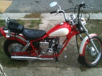 2003 DaddyW minimotorcycle - Motos - Ponce