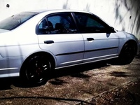 Venta de honda civic 2004 en Zona Central. - Autos - Barranquitas