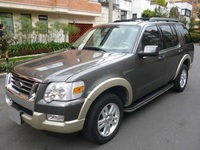 Ford Explorer Eddie Bauer 4.6 AT, Vendo  - Camionetas - Carolina