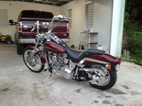 Harley Softail 2000 - Motos - Ponce