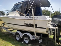 Vendo Wellcraft 24 walk around 1999 - Barcos / Botes / Yates - Todo Puerto Rico