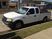 Pick Up Ford F150 Blanca 2001 - PICK