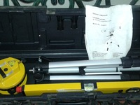 PROFESSIONAL LASER LEVEL W TRIPOD & CARRYING CASE - Otras Ventas - Bayamón