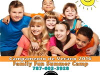 Campamento de Verano   Family Fun Summer Camp - cuido ninos