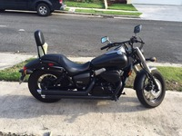 Honda Shadow Phantom 2012 - Motos - San Lorenzo