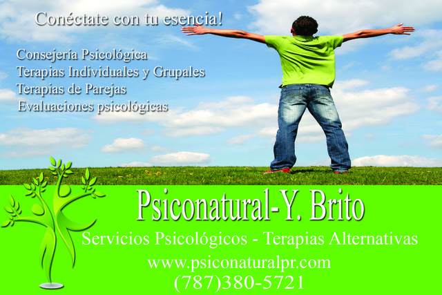 Psicología-Terapias Alternativas - Terapias / Yoga - Bayamón