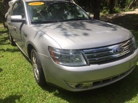 Ford Taurus 6 cyl a/t 2008 - Autos - San Germán