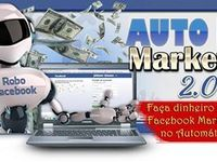 Software Facebook Auto Marketer 2.0 - Internet / Multimídia - Carrazeda de Ansiães