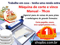 Máquina Corte E Vinco MANUAL 70 Cm - Classificados Diversos - Todo o Portugal