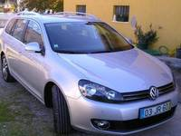 VW Golf VARIANT 1.6 HDI 105 CV 3800€ - Carros - Beja