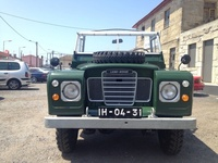 Land Rover Serie III - Carros - Monchique