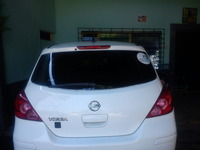 vendo nissan versa 2008 full extras - Autos - Sonsonate