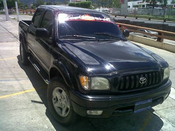 toyota tacoma 2005 de venta en el salvador. Black Bedroom Furniture Sets. Home Design Ideas