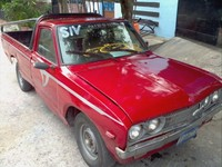 Pick Up Datsun 76, Motor L18 - Autos - Ilopango