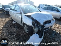 Venta de Carro 2008 Hyundai Accent 4dr / Negociable - venta de carro