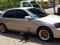 Vendo Honda Civic 2001 Nitido  - Autos - Zacatecoluca