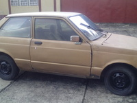 Vendo Starlet 81 En Buen Estado - Autos - Sonsonate