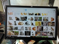 vendo monitor lcd hp - tablet