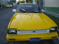 Vendo camioneta Honda Civic 83 - honda civic