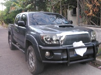 Vendo Pick-up Toyota Tacoma - doble cabina